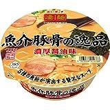 ニュータッチ 凄麺 魚介豚骨の逸品 122g ×12個