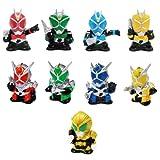 キャラクター人形すくい 仮面ライダーウィザード 9種類セット (9個入り) / お楽しみグッズ(紙風船)付きセット