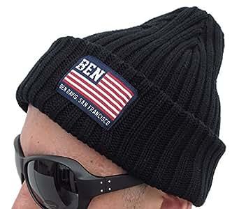 (ベンディビス) BEN DAVIS ニット帽 メンズ ワッチキャップ 8color Free ブラック