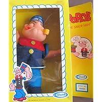 Uneeda POPEYE The Sailor Man 19cm DOLL - Olive Oyl's Boyfriend (1979)