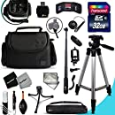 Xtech NIKON COOLPIX Accessories KIT for Nikon Coolpix P900, P610, P600, P530, P520, P340, P310, P510, P4, P3, S9900, S7000, S6900, S3700, S2900, S33, S32, S9700, S9500, P7800, P7700, L840, L830, L820, L330, L320, L620, L610, AW130, AW120, AW110 Digital Cameras Includes: 32GB High Speed SD Memory Card + Pro Grade 60' inch Tripod + Well Padded Camera Case + 3 in 1 Monopod + MORE [並行輸入品]