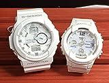 カシオCASIO 腕時計 G-SHOCK&BABY-G ペアウォッチ 恋人たちのGショック ペア G-SHOCK BABY-G ペアウォッチ ペア腕時計 カシオ 2本セット gショック ベビーg GA-150-7AJF BGA-2300-7BJF