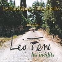 Chantent Leo Ferre: Les Inedits