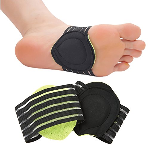 FGK 足裏アーチサポーター 偏平足 痛み 軽減 簡単装着 土踏まずのアーチサポート 2枚セット