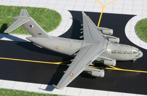 1: 400 ジェミニMACS Qatar Emiri Air Force C-17 (並行輸入)