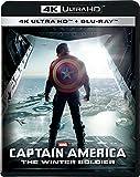 キャプテン・アメリカ/ウィンター・ソルジャー 4K UHD [4K ULTRA HD+ブルーレイ] [Blu-ray]