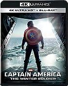 キャプテン・アメリカ/ウィンター・ソルジャー 4K UHD [4K ULTRA HD+ブルーレイ]