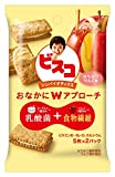 江崎グリコ ビスコ シンバイオティクス<はちみつりんご味> 10枚 ×10個