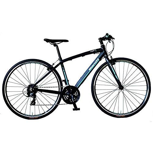 BIANCHI(ビアンキ) クロスバイク CAMALEONTE 1 ALU 8sp Matte Black/Cele 51サイズ