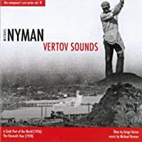 Nyman: Vertov Sounds by Michael Nyman Band (2010-11-16)