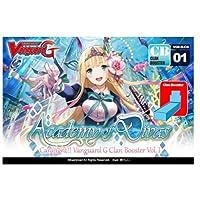 Cardfight!! Vanguard Academy of Divas English Booster Box VGE-G-CB01