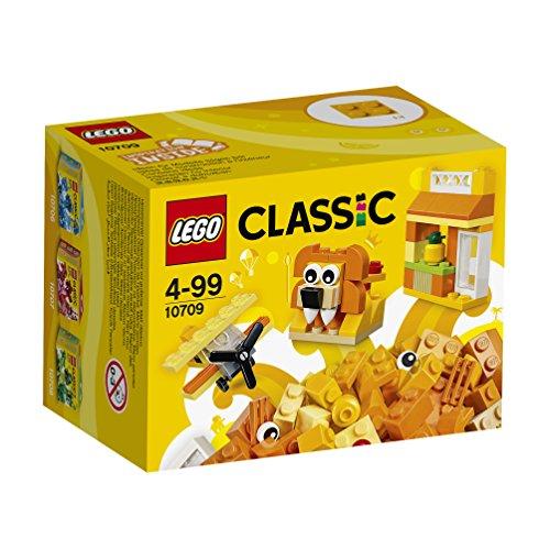 [해외] 레고(LEGO)클래식 크리에이티브 박스<オレンジ> 10709-10709 (2017-01-13)