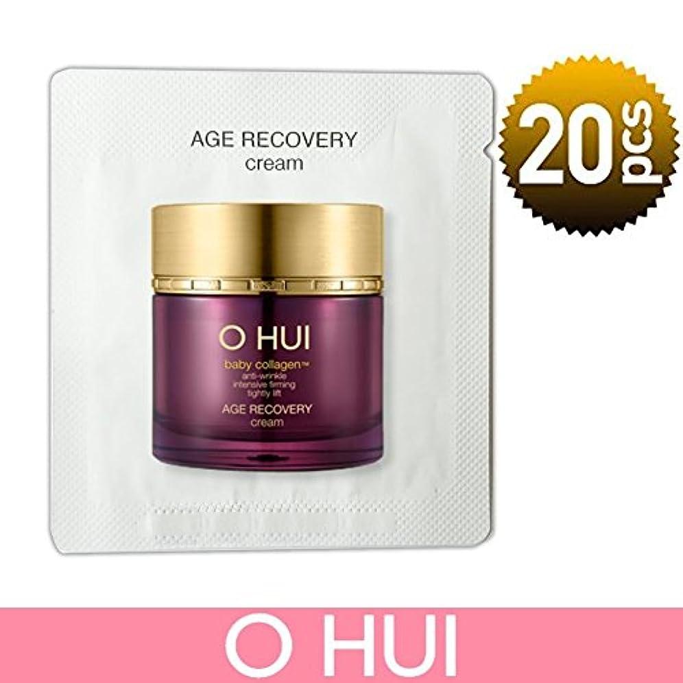神の柔らかい声を出して[オフィ/O HUI]韓国化粧品 LG生活健康/オフィ エイジ リカバリー クリーム/O HUI AGE RECOVERY CREAM Sample サンプル1mlx20枚(海外直送品)