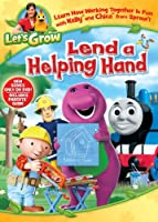 Let's Grow: Lend a Helping Hand [DVD] [Import]