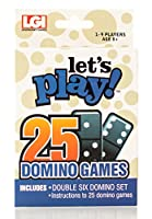Let's Play 25 Domino Games