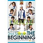 DVD】ミュージカル テニスの王子様 2nd Season THE BEGINNING
