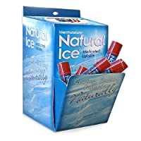 Natural Ice Medicated Lip Protectant/Sunscreen SPF 15, Cherry 48 ea by Natural Ice