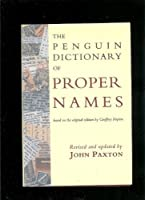 Dictionary of Proper Names, The Penguin