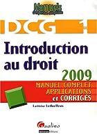 Introduction au droit (2e édition)