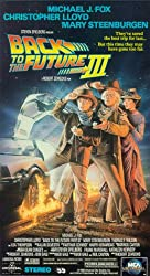 Back to the Future Part III [VHS] [Import]