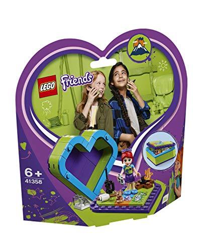 レゴ(LEGO) フレンズ ハートの小物入れ ミア 41358