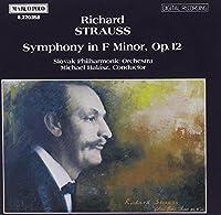 交響曲ヘ短調Op.12