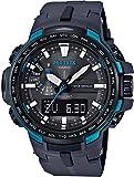 [カシオ]CASIO 腕時計 PROTREK トリプルセンサーVer.3搭載 世界6局対応電波ソーラー PRW-6100Y-1AJF メンズ