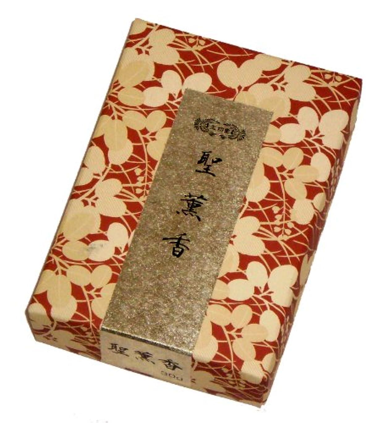 旅客比類なきせせらぎ玉初堂のお香 聖薫香 30g #635