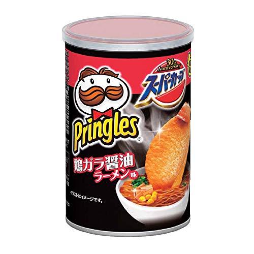 森永製菓 プリングルズエースコック 鶏がら醤油ラーメン味 1セット(12個)