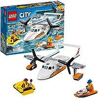 レゴ(LEGO)シティ 海上レスキュー飛行機 60164