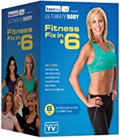 Fitness Fix in 6 [DVD] [Import]