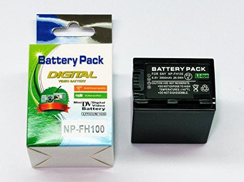 『ソニー NP-FH100 互換 バッテリー Sony DCR-DVD308 DCR-DVD508 等対応 等対応』の1枚目の画像