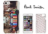 Paul Smith ポール・スミス iPhone 7 4.7インチ ハードケース アイフォン 専用 ケース ハードカバー ロゴ LOGO:博物館