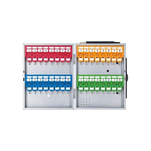 カール事務器 キーボックス 32個収納