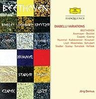 Diabelli Variations-Beethoven Moscheles Mozart Jnr