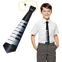 Musical Piano Necktie Costume Adorable Wear [並行輸入品]