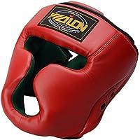 Wulongレザーボクシングヘッド&面プロテクター