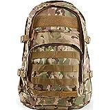 (ハイランドタクティカル) Highland Tactical ユニセックス バッグ バックパック・リュック Basecamp Heavy Duty Tactical Backpack [並行輸入品]