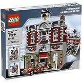 レゴ (LEGO) クリエイター・ファイヤーブリゲード 10197