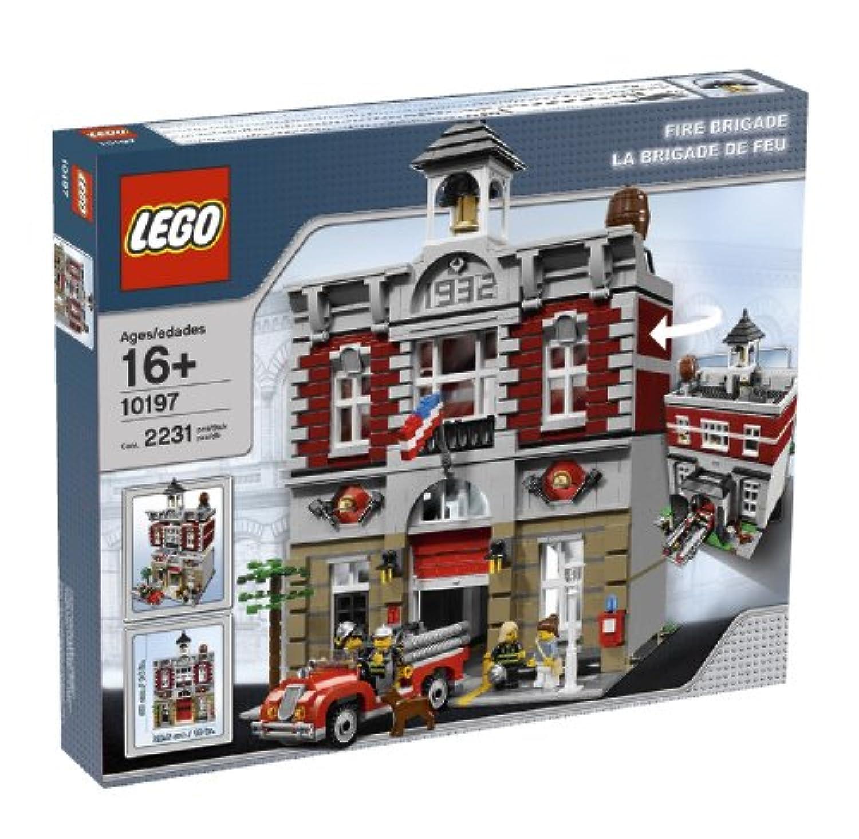 レゴ (LEGO) クリエイター?ファイヤーブリゲード 10197