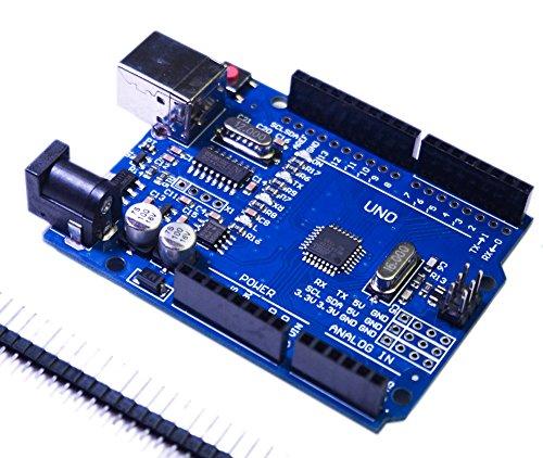 『waves Arduino UNO R3 互換品 (ケース無し)』の3枚目の画像
