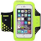 Mpow スポーツアームバンド アームバンドケース iPhone6/iPhone6S用 防汗/防滴仕様 超薄型