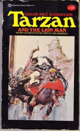 Download Tarzan and the Lion Man: (#17) 0345289889