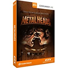 Toontrack Metalheads EZX 並行輸入品
