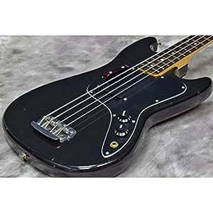 Fender USA フェンダーUSA / Musicmaster Bass Black