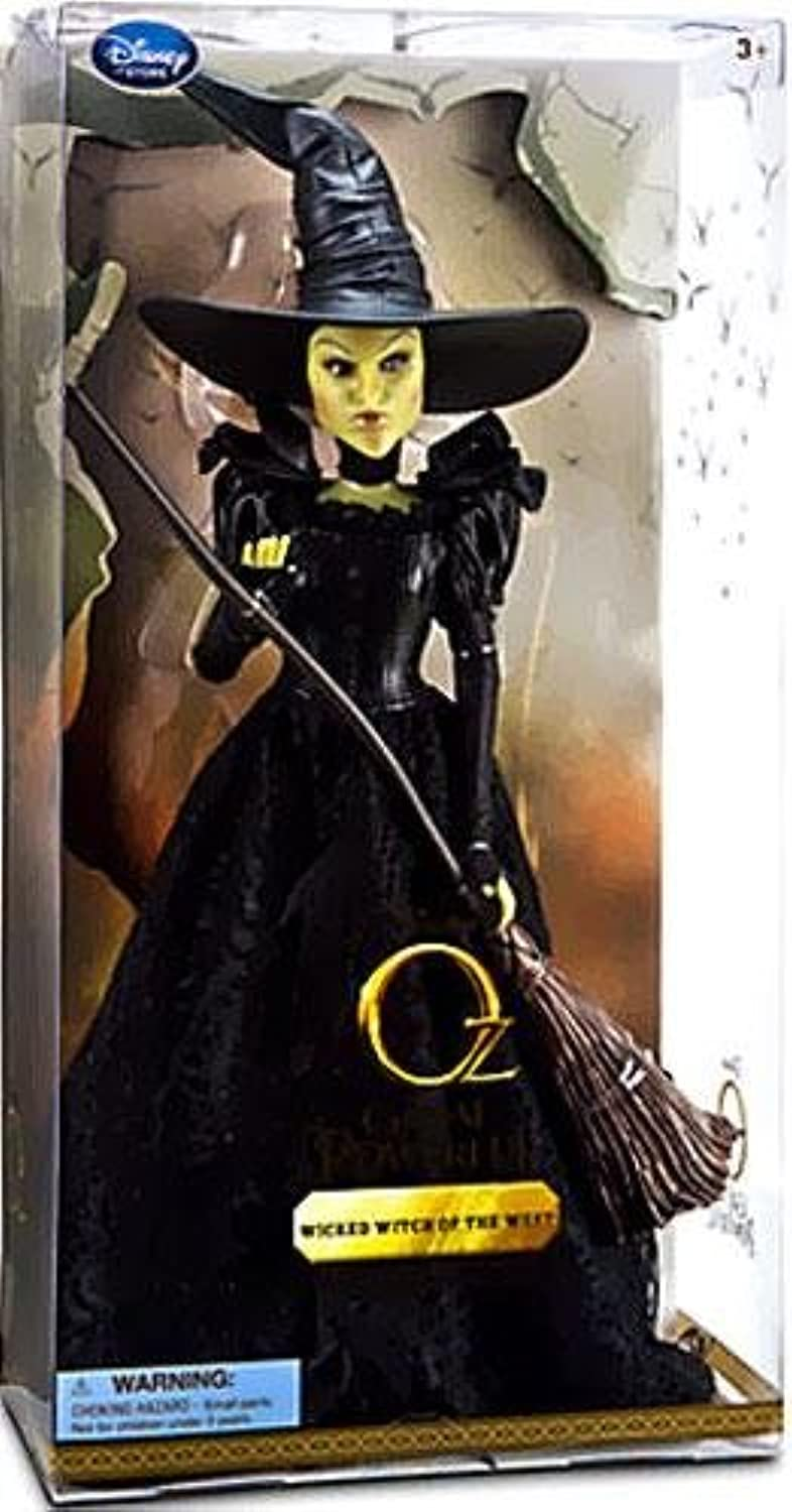 Disney Oz The Great and Powerful - Wicked Witch of the West Doll - 11 1/2 H by Disney