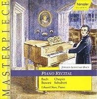 Piano Sonata.21: Eduard Stan(P)+j.s.bach, Chopin: Piano Works