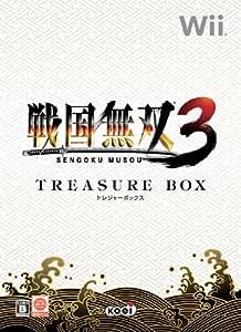 戦国無双3 トレジャーBOX - Wii