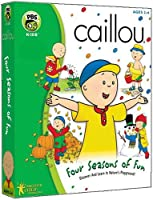 Caillou Four Seasons of Fun (輸入版)