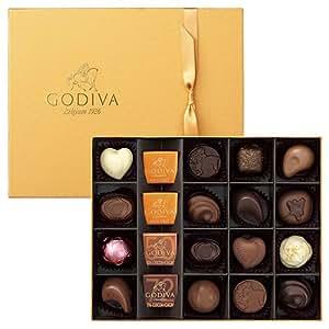 ゴディバ「GODIVA」 ゴールドコレクション G-50 31529-0-0
